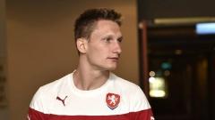 Útočník Milan Škoda se zatím k reprezentačnímu výběru Karla Jarolíma nepřipojí