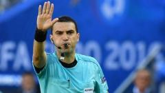Rumunský rozhodčí Ovidiu Haţegan bude řídit utkání kvalifikace MS mezi Německem a Českou republikou